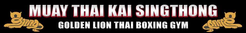 Muay Thai Kai Singthong